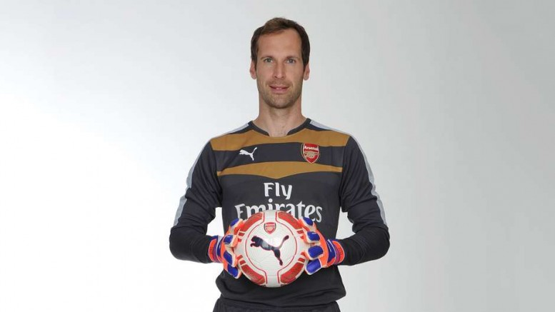 petr-cech-arsenal-unveiling
