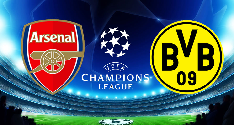 Dortmund vs Arsenal